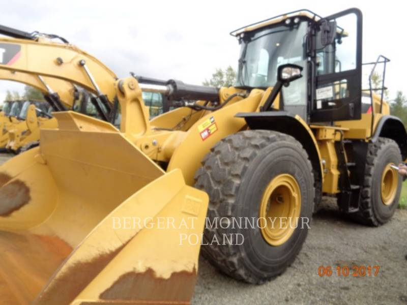 CATERPILLAR CARGADORES DE RUEDAS 966M equipment  photo 5