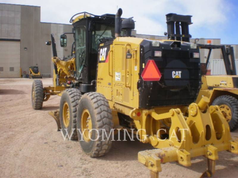 CATERPILLAR RÓWNIARKI SAMOBIEŻNE 140M2AWD equipment  photo 1
