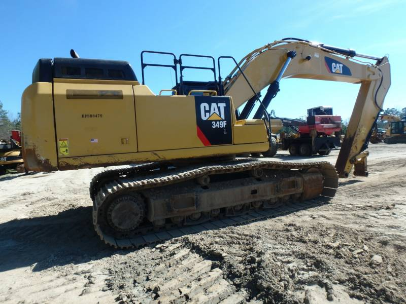CATERPILLAR ESCAVADEIRAS 349FL equipment  photo 4