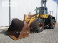 Equipment photo KOMATSU LTD. WA480LC-6 RADLADER/INDUSTRIE-RADLADER 1