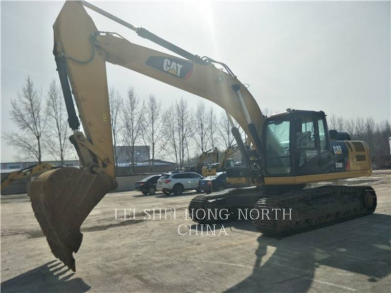 CATERPILLAR PELLES SUR CHAINES 326 D2 equipment  photo 4
