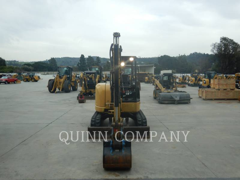 CATERPILLAR EXCAVADORAS DE CADENAS 303.5E CR equipment  photo 8