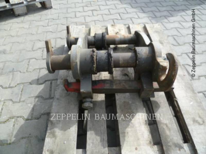 OTHER  BACKHOE WORK TOOL Schnellwechsler SMP equipment  photo 1