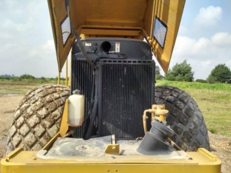 CATERPILLAR 振動シングル・ドラム・スムーズ CS-533E equipment  photo 21