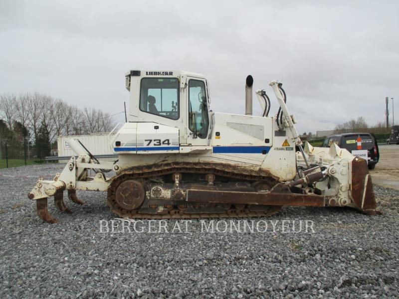 LIEBHERR ブルドーザ PR734LI equipment  photo 5