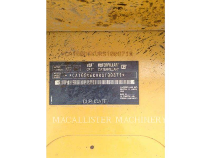 Caterpillar TRACTOARE CU ŞENILE D6K2LGP equipment  photo 5