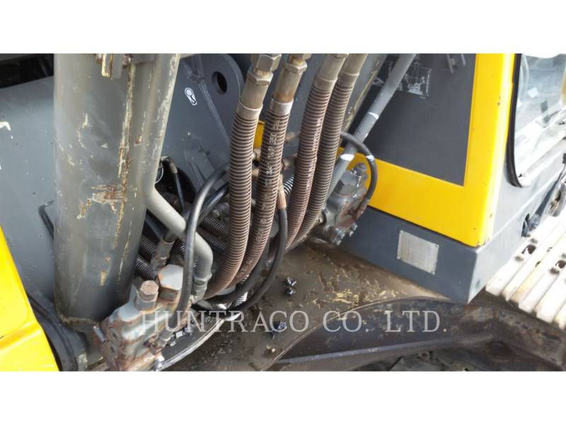 VOLVO TRACK EXCAVATORS EC210BLC equipment  photo 21
