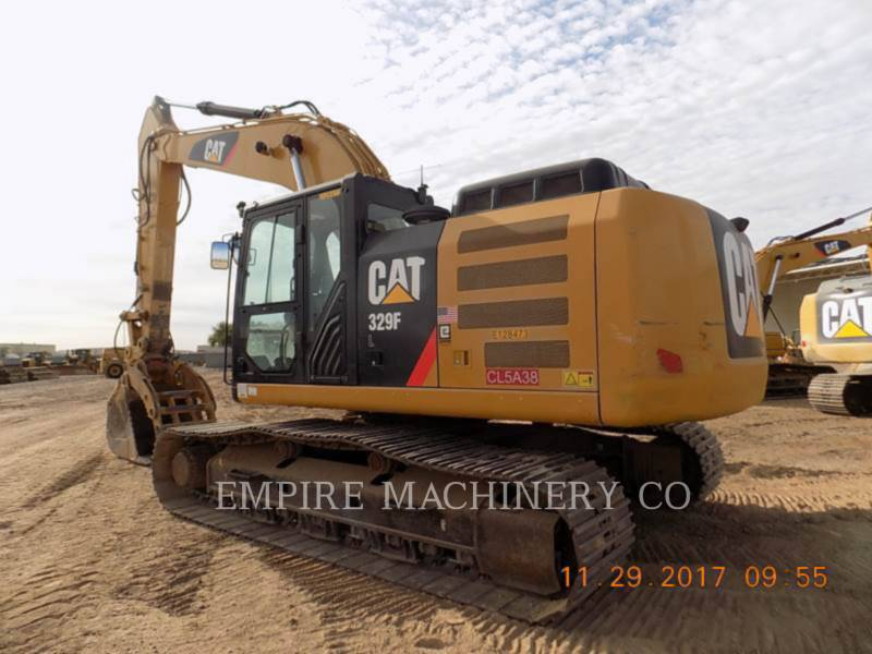 CATERPILLAR EXCAVADORAS DE CADENAS 329FL    P equipment  photo 3