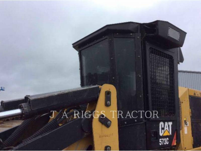 CATERPILLAR FORESTRY - FELLER BUNCHERS - WHEEL 573C equipment  photo 16