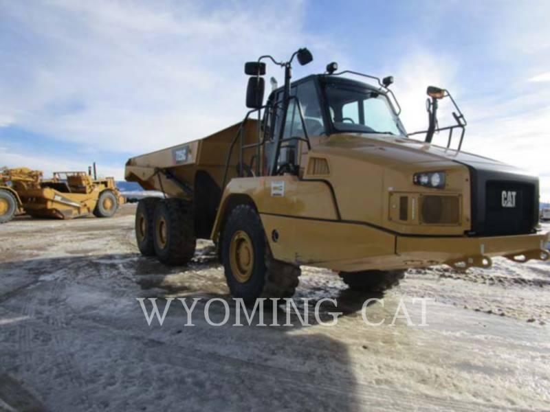 CATERPILLAR ARTICULATED TRUCKS 725C equipment  photo 4