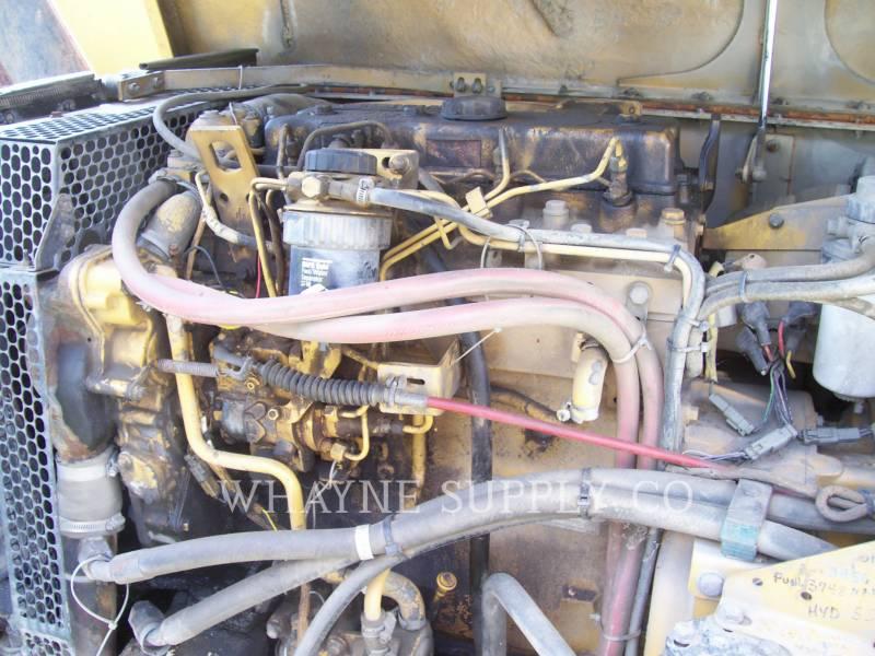 CATERPILLAR TELEHANDLER TH83 equipment  photo 5