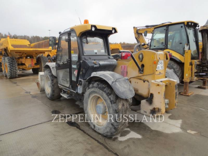CATERPILLAR TELEHANDLER TH407C equipment  photo 2