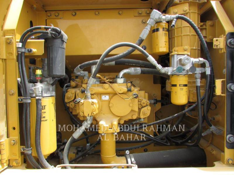 CATERPILLAR KETTEN-HYDRAULIKBAGGER 320D2L equipment  photo 10