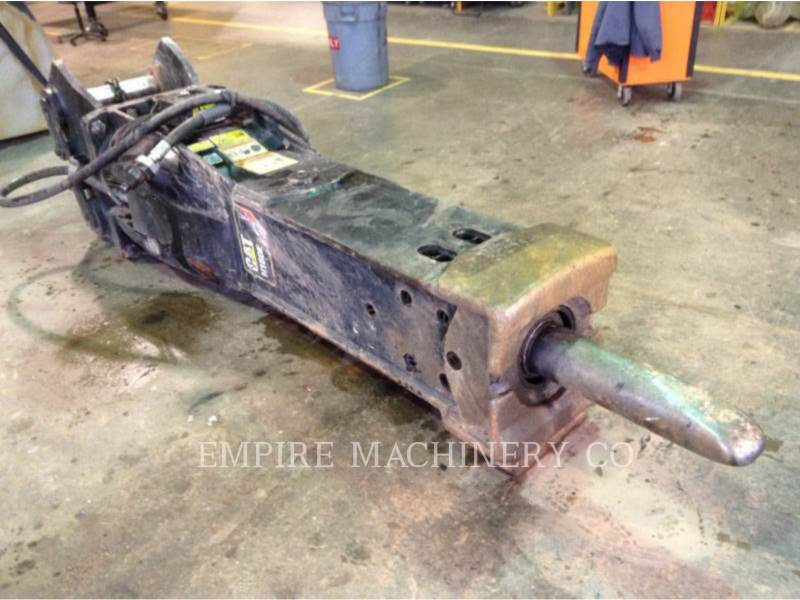 CATERPILLAR WT - ハンマー H160ES equipment  photo 2