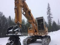 Equipment photo HYUNDAI 210LC-3 HOUTLADERS 1