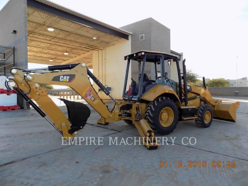 CATERPILLAR RETROEXCAVADORAS CARGADORAS 420F2 HRC equipment  photo 2