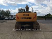 LIEBHERR PELLES SUR CHAINES R914C equipment  photo 4