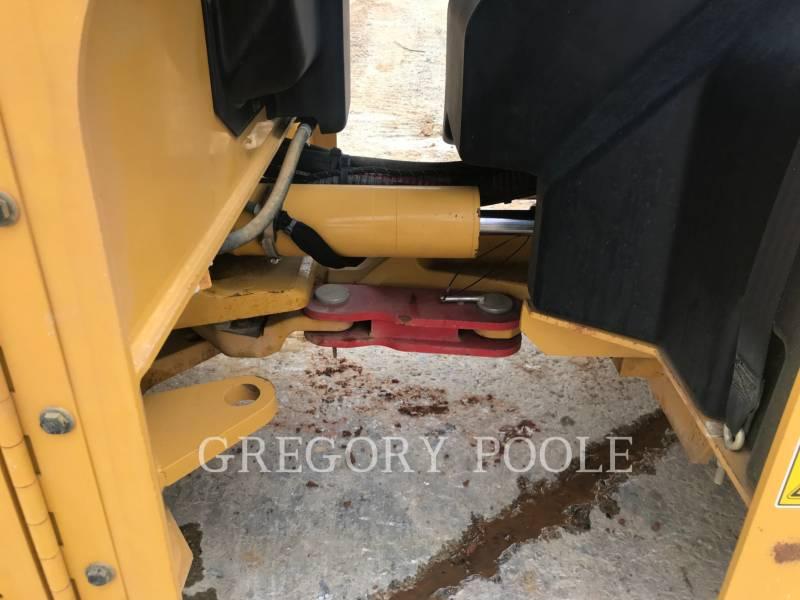 CATERPILLAR TANDEMOWY WALEC WIBRACYJNY DO ASFALTU (STAL-STAL) CB54B equipment  photo 10