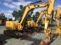 Equipment photo CATERPILLAR 308E2CRSB KETTEN-HYDRAULIKBAGGER 1