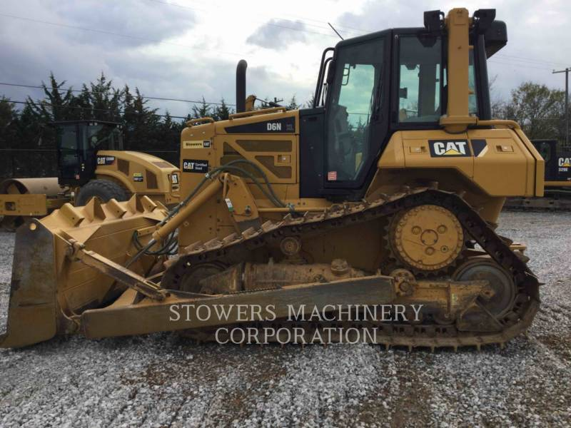 CATERPILLAR ГУСЕНИЧНЫЕ ТРАКТОРЫ D6N XL SU equipment  photo 3