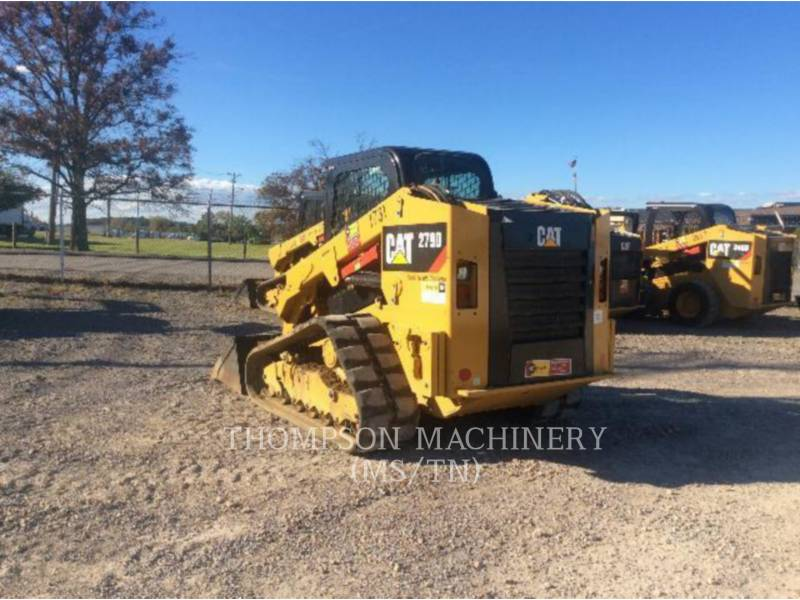 CATERPILLAR MINICARGADORAS 279DHF equipment  photo 3