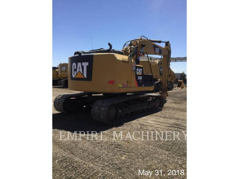 CATERPILLAR EXCAVADORAS DE CADENAS 320ELRR equipment  photo 3