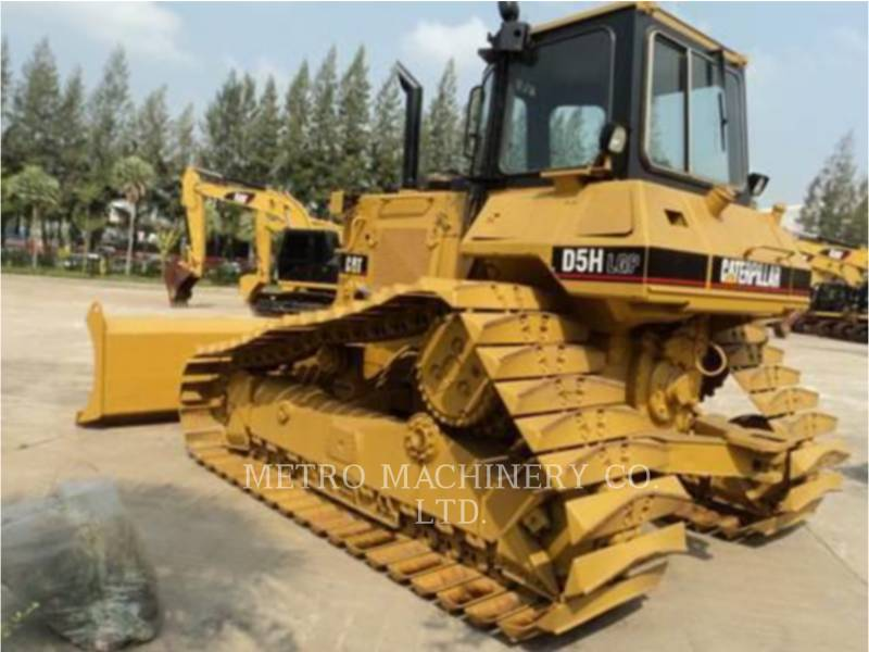 CATERPILLAR TRACK TYPE TRACTORS D5HIILGP equipment  photo 6