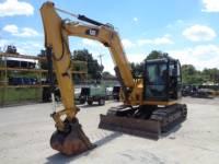 CATERPILLAR PELLES SUR CHAINES 308E2CRSB equipment  photo 1