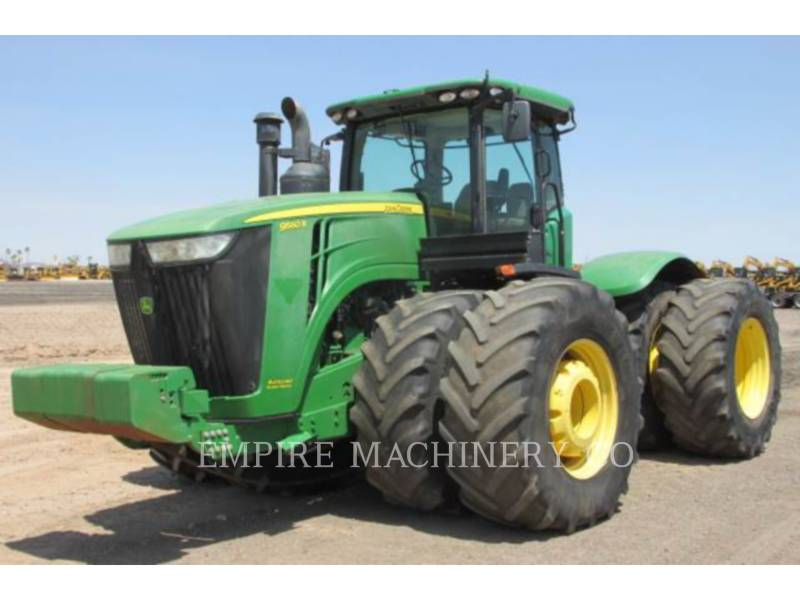 JOHN DEERE LANDWIRTSCHAFTSTRAKTOREN 9560R equipment  photo 1