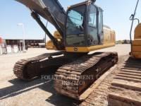 DEERE & CO. TRACK EXCAVATORS 350D equipment  photo 6