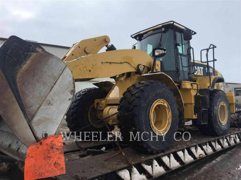 CATERPILLAR WHEEL LOADERS/INTEGRATED TOOLCARRIERS 950K QC equipment  photo 3