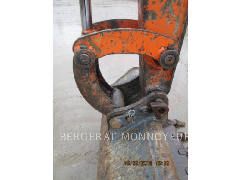 DAEWOO EXCAVADORAS DE CADENAS S030 equipment  photo 12