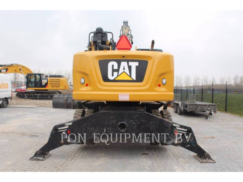 CATERPILLAR ESCAVADEIRAS DE RODAS MH3022 equipment  photo 4