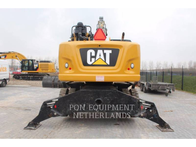 CATERPILLAR EXCAVADORAS DE RUEDAS MH3022 equipment  photo 4