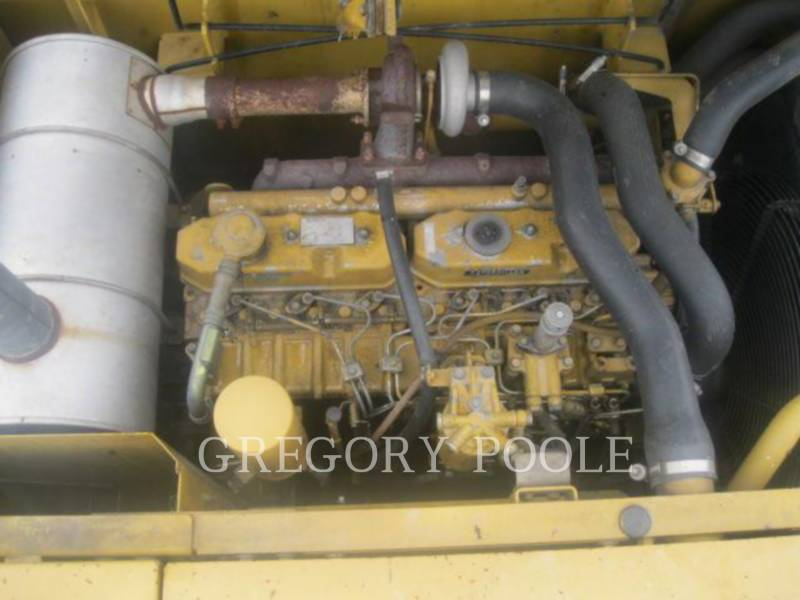 Caterpillar EXCAVATOARE PE ŞENILE 320C L equipment  photo 16