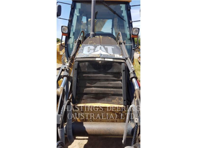 CATERPILLAR BACKHOE LOADERS 432D equipment  photo 3