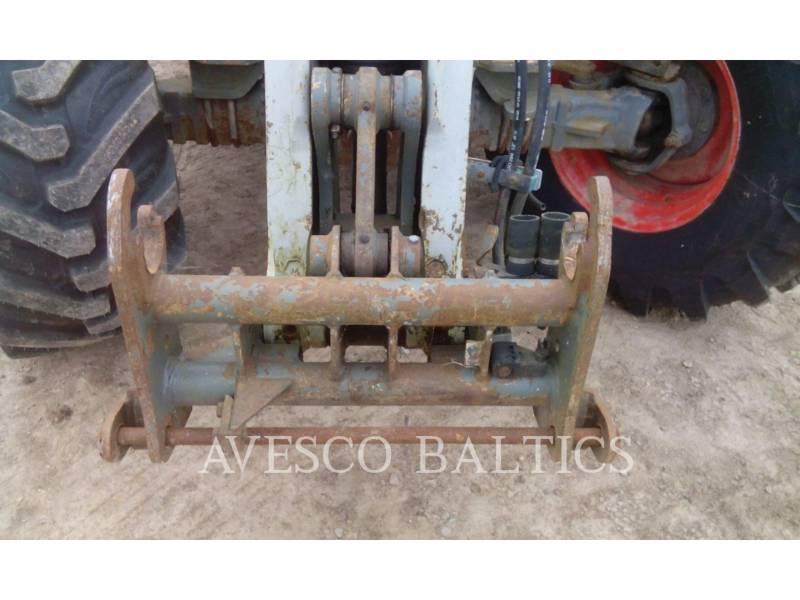 CLAAS KGAA MANIPULADORES TELESCÓPICOS 7040 equipment  photo 7