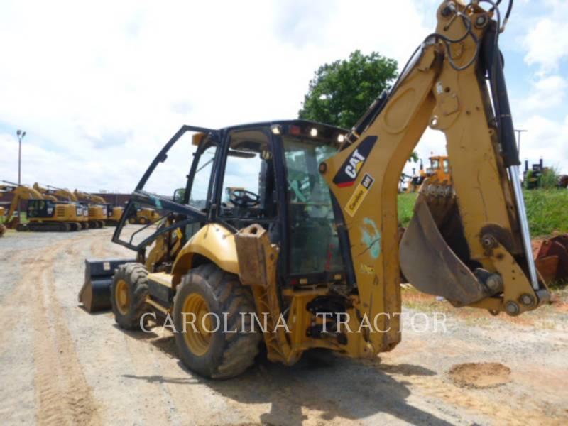 CATERPILLAR RETROESCAVADEIRAS 420F equipment  photo 4