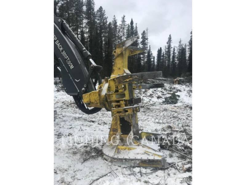 JOHN DEERE FORESTRY - FELLER BUNCHERS - TRACK 953M equipment  photo 5