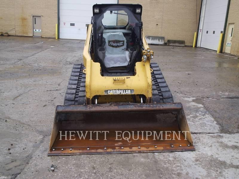 CATERPILLAR CARGADORES MULTITERRENO 279C2 equipment  photo 1