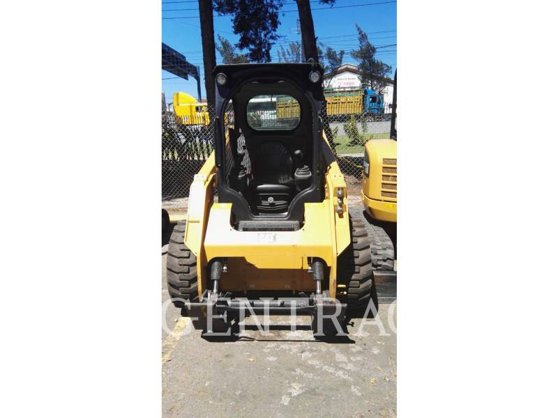 CATERPILLAR MINICARGADORAS 236DLRC equipment  photo 4