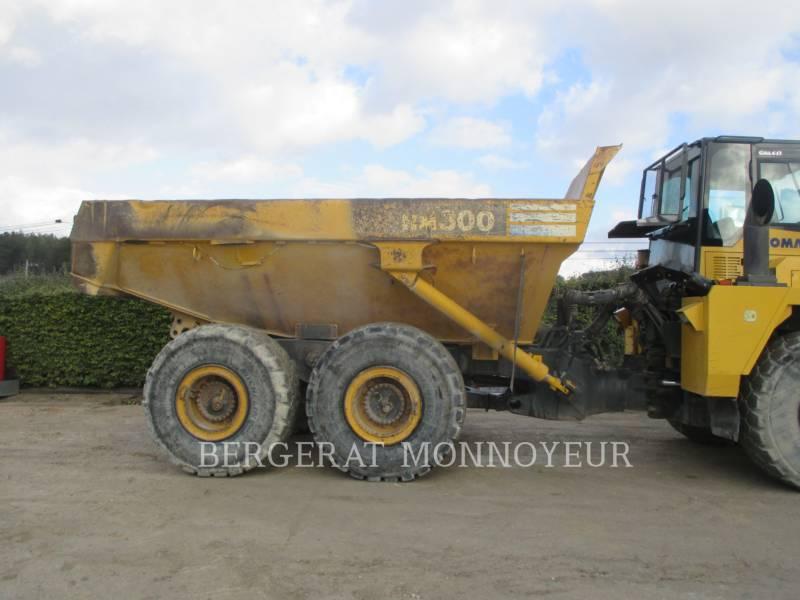KOMATSU ARTICULATED TRUCKS HM300 equipment  photo 11
