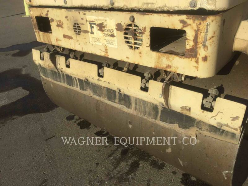 INGERSOLL-RAND COMPACTEURS DD34 HF equipment  photo 6