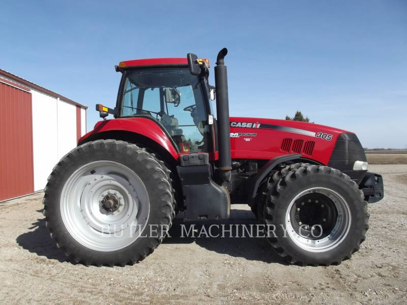 CASE/INTERNATIONAL HARVESTER AG TRACTORS MAGNUM 305 equipment  photo 23