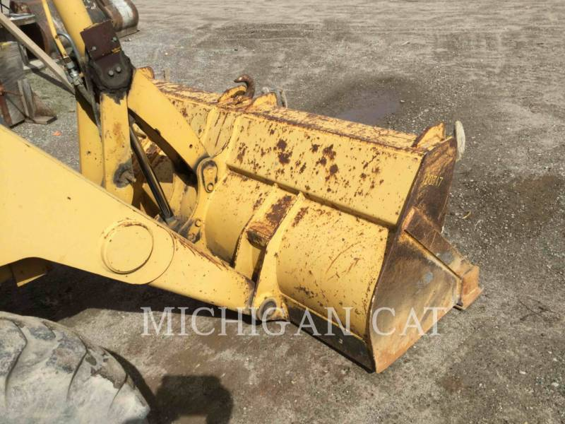 CATERPILLAR RETROEXCAVADORAS CARGADORAS 416B C equipment  photo 22