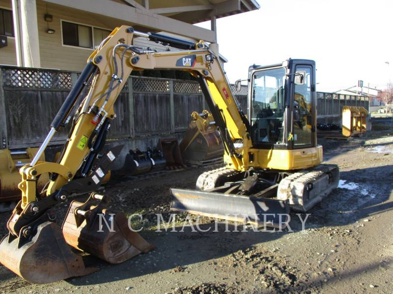 CATERPILLAR TRACK EXCAVATORS 305E2 CRCB equipment  photo 1