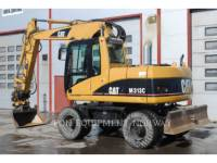 CATERPILLAR EXCAVADORAS DE RUEDAS M313C equipment  photo 2