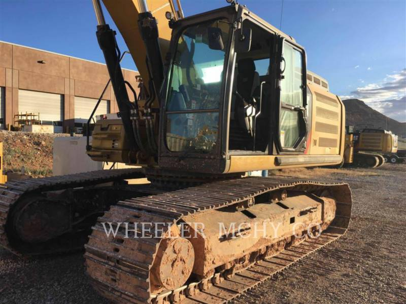 CATERPILLAR TRACK EXCAVATORS 336F L THM equipment  photo 5