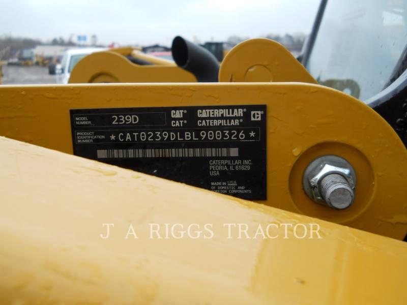 CATERPILLAR 多様地形対応ローダ 239D equipment  photo 24