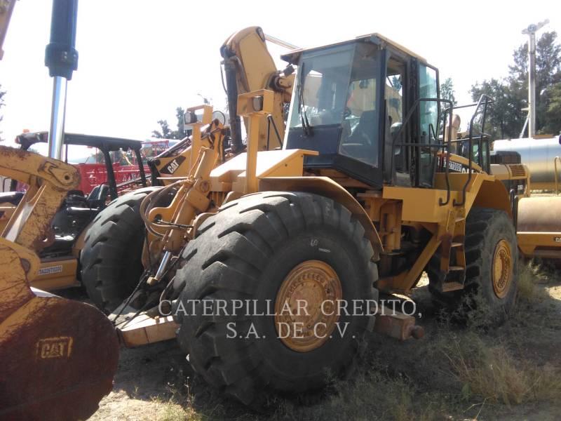CATERPILLAR WHEEL DOZERS 824G equipment  photo 6